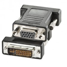 Преходник DVI M - HD15 F Roline Adapter 12.03.3105