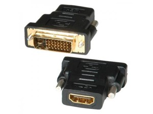 Преходник DVI M - HDMI F Value Adapter 12.99.3116R