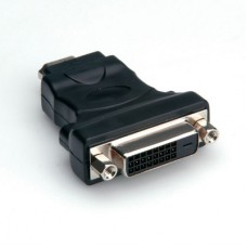 Преходник HDMI M - DVI F Roline Adapter 12.03.3115