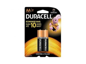 Батерия 1.5V Duracell AA LR6 Battery