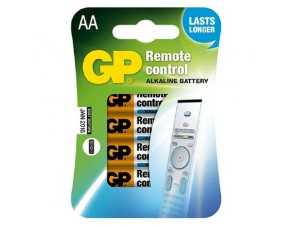 Батерия 1.5V Remote Control LR6 AA GP Battery