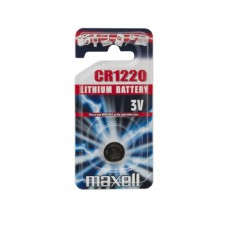 Батерия 3V CR1220 Lithium Battery Maxell