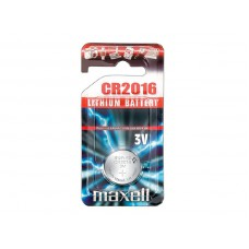 Батерия 3V CR2016 Lithium Battery Maxell