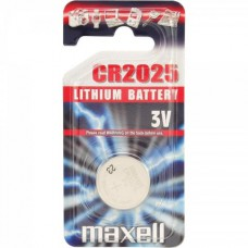 Батерия 3V CR2025 Lithium Battery Maxell