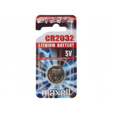 Батерия 3V CR2032 Lithium Battery Maxell