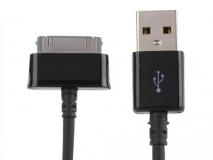 Кабел USB Samsung Galaxy Tab 2 10.1 P5100 P7500 Tablet Cable 1m