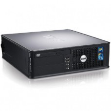 Компютър Dell Optiplex 780 E7500 2GB DDR2 160GB HDD SFF