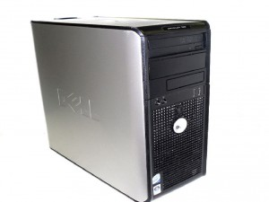 Компютър Dell Optiplex 380 E6700 3.20GHz 4GB DDR3 250GB HDD Tower