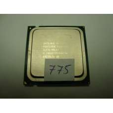 Процесор Intel Core 2 Duo E5400 2.70Ghz/2M/800 SLGTK 775
