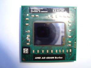 Процесор AMD A8-4500M 1900 MHz AM4500DEC44HJ Socket FS1 (FS1r2)