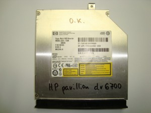 DVD-RW Hitachi-LG GSA-T20N HP Pavillion dv6700 12.7mm IDE