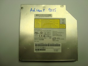 DVD-RW Sony Nec Optiarc Acer Aspire 5738 ATA