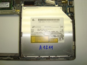 DVD-RW Hitachi-LG GWA-4080MA Apple A1211 IDE