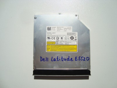 DVD-RW Panasonic UJ8C1 12.7mm Dell Latitude E5520 SATA