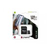 Flash Card Kingston MicroSDXC Card 128GB Class10 UHS-I
