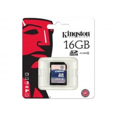 Flash Card Kingston SDHC Card 16GB Class4