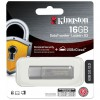 Flash Drive Kingston DTLPG3 16GB Data Traveler+Locker USB 3.0