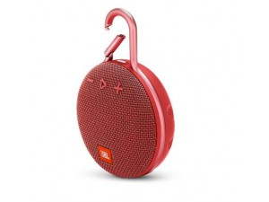 Bluetooth Speaker JBL CLIP 3 RED Portable and Waterproof JBLCLIP3RED