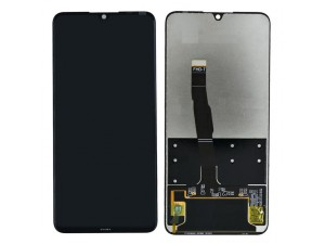 Дисплей за смартфон Huawei P30 Lite LCD with touch Black Original