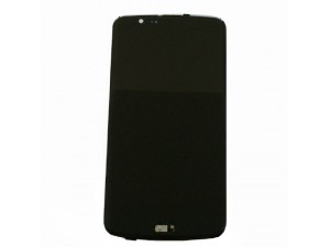 Дисплей за смартфон LG K10 K420N LCD with touch Black Original