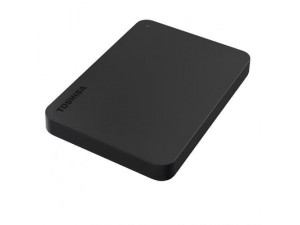 HDD External Toshiba 2TB Canvio Basics Black HDTB420EK3AA