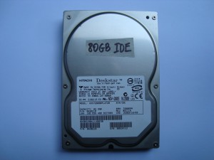 HDD за компютър Hitachi HDS728080PLAT20 80GB 7200 IDE