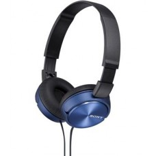 Слушалки Sony MDR-ZX310 blue MDRZX310L.AE