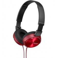Слушалки Sony MDR-ZX310 red MDRZX310R.AE