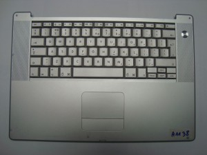 Palmrest за лаптоп Apple PowerBook G4 A1138 620-3273-A
