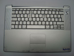 Palmrest за лаптоп Apple PowerBook G4 620-3030-06