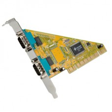 PCI to Serial Port x2 Value PCI Adapter 15.99.2086
