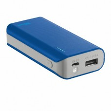 Power Bank Trust Primo 4400mAh Blue 21225