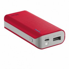 Power Bank Trust Primo 4400mAh Red 21226