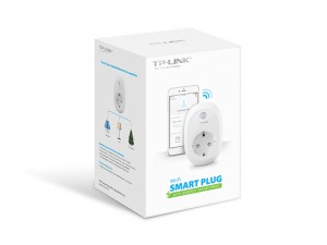 Power Socket TP-LINK HS110 Wi-Fi 3.68KW Manageable