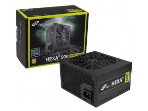Power Supply Fortron HEXA+ 500W - 120mm