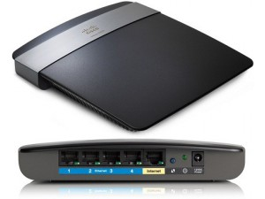 Рутер Linksys E2500 Wireless-N Router