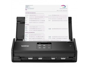 Scanner Brother ADS-1100W Document Scanner ADS1100WYJ1
