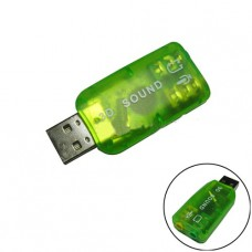 Звукова карта Sound Card Privileg Adapter USB to AUDIO