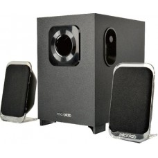 Speakers Microlab Тонколони Speakers 2.1 Blueooth M-113BT black 24W RMS