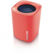 Speakers Philips Bluetooth BT100A Red