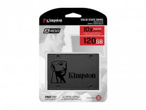 SSD Kingston A400 120GB 2.5 SATA3