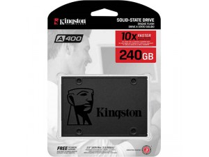 SSD Kingston A400 240GB 2.5 SATA3