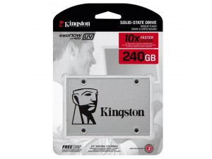 "SSD Kingston UV500 240GB SSDNOW 2.5"" SATA3"