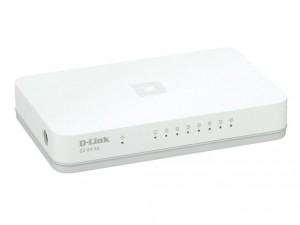 Switch D-Link GO-SW-8E 8-Port 10/100Mbps Суич
