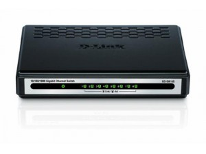 Switch D-Link GO-SW-8G 8-Port 10/100/1000Mbps Gigabit Суич