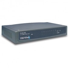 Switch TRENDnet TE100-S8P 8-port 10/100Mbps NWay Auto-MDI Fast Ethernet