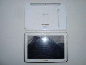 Таблет 10.1'' Samsung Galaxy Note GT-N8010 на части