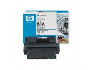 Тонер HP 61A Black LaserJet Toner Cartridge C8061A
