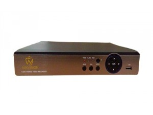 Video Recorder DVR 4CH 1080P AHD IP PTZ A6904NS цифров видеорекордер 4 канален