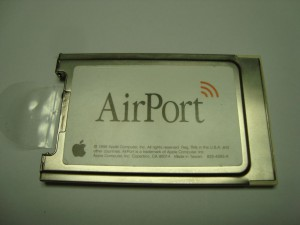 Wifi Apple AirPort 802.11b Wireless Card 630-2883